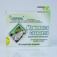 Momordica 40cpr - Hofigal