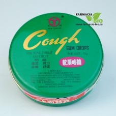 Gum drops cough - dropsuri mentolate chinezesti 70g - Minerva