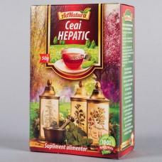 Ceai hepatic 50g - AdNatura