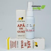 Apa de gura Laur Med Spray 30ml